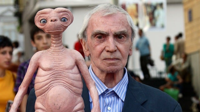R.I.P. Carlo Rambaldi, the Special Effects Wizard Who Brought E.T. and Other Aliens to Life
