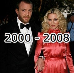 Madonna/Guy Ritchie Wreckage Offers Many Clues, No Answers in Couple's Crash