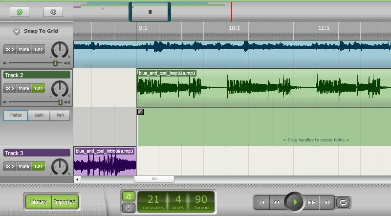 Myna Is an Awesome Multi-Track Audio Editor for Anyone