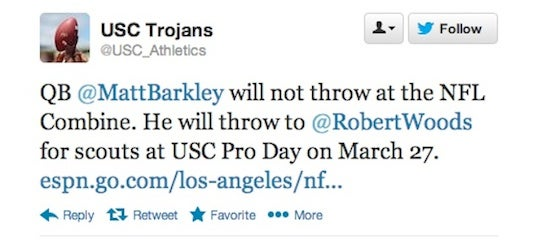 ESPN Misreads Matt Barkley Quote, Causes Confusion For USC