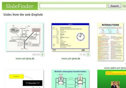 SlideFinder Helps You Find Inspiration for Your Next PowerPoint Presentation