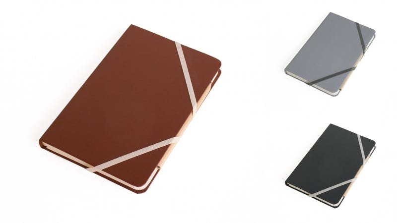 Take These Slick Journals for a Dip