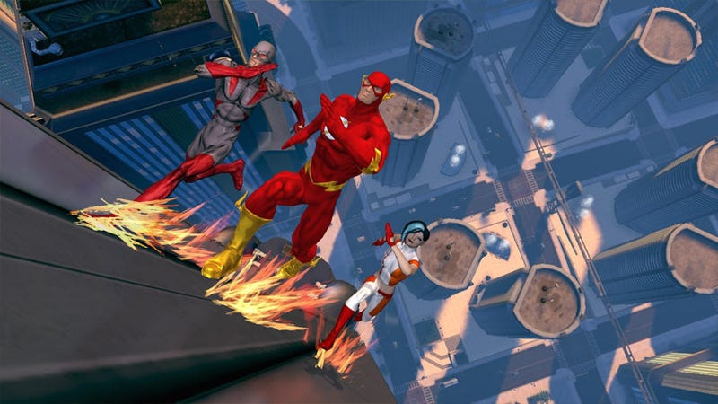A Comic Book Game Restores A Feeling Of Power