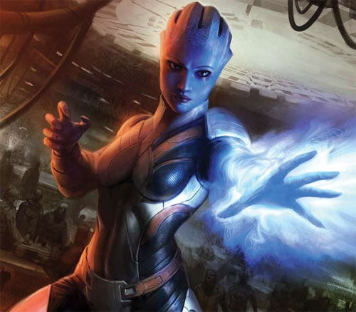 Mass Effect 2 Debuts In Mass Effect: Redemption