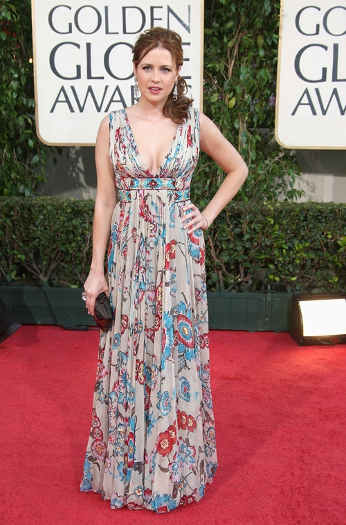 Jenna Fisher: Flower Child