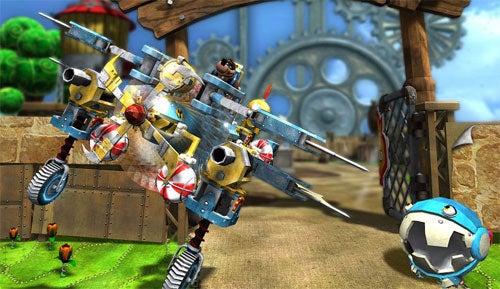 Banjo Kazooie 3 Named, Detailed