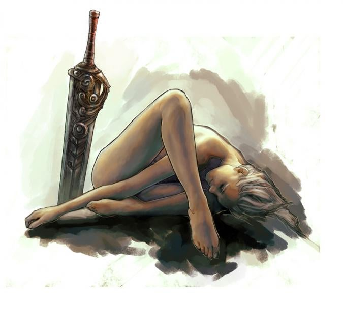 The Extreme Sexiness of Concept Art Pin-Ups [NSFW]