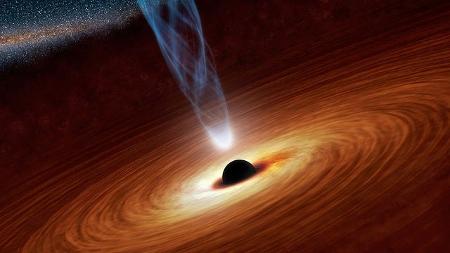 Finally! A black hole that you can visit and survive!