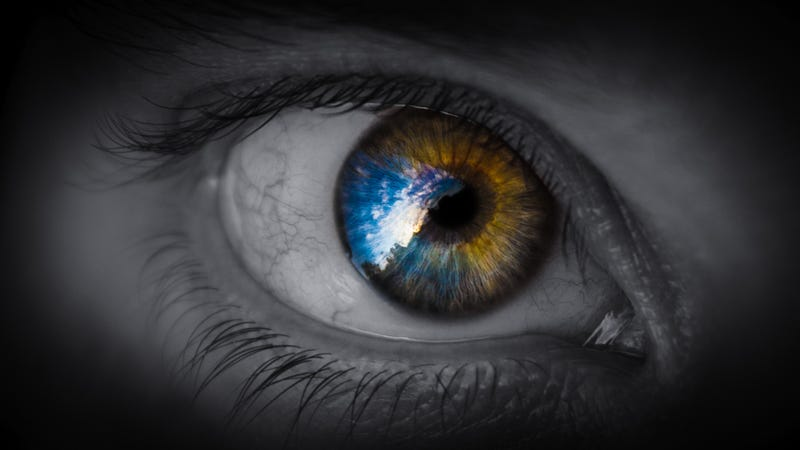 13 Images Reflected In Someone's Eye