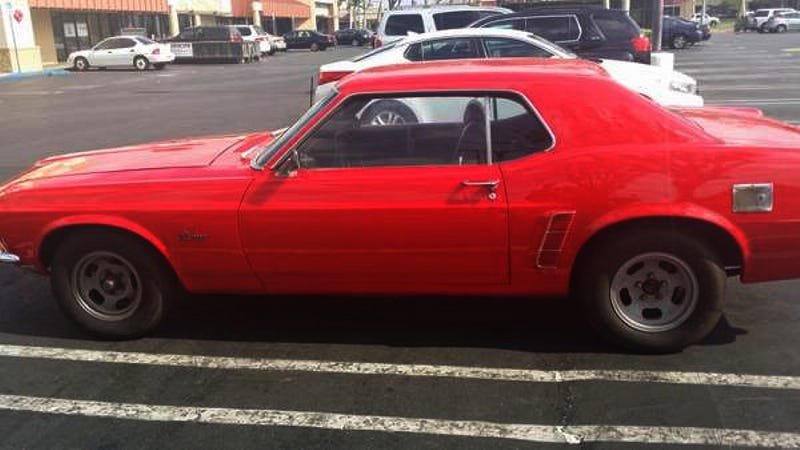 For $15,000, This Mustang Is A Gas