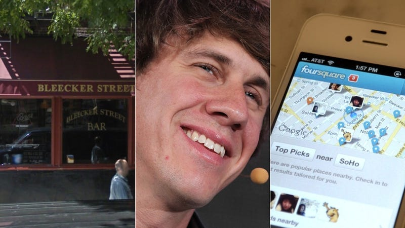 What Inspired the Creation of Foursquare?