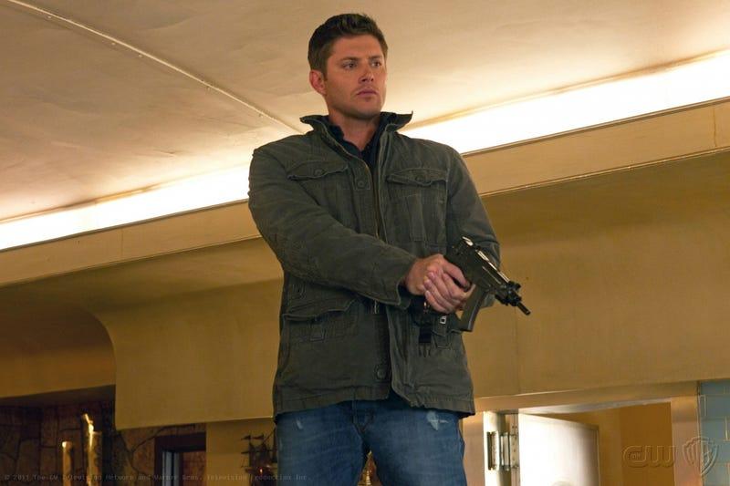 "Supernatural 7x7 ""Slash Fiction"" images"