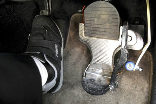 Accidental Acceleration Solved by Reinvented Japanese Car Pedal