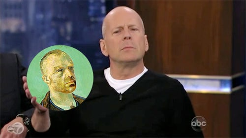 All of Bruce Willis' Bizarre Interviews While Promoting Red