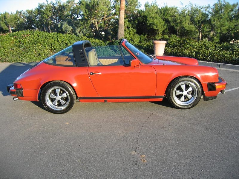 For $35,000, 8.2-Litre 911 Still Has Baggage