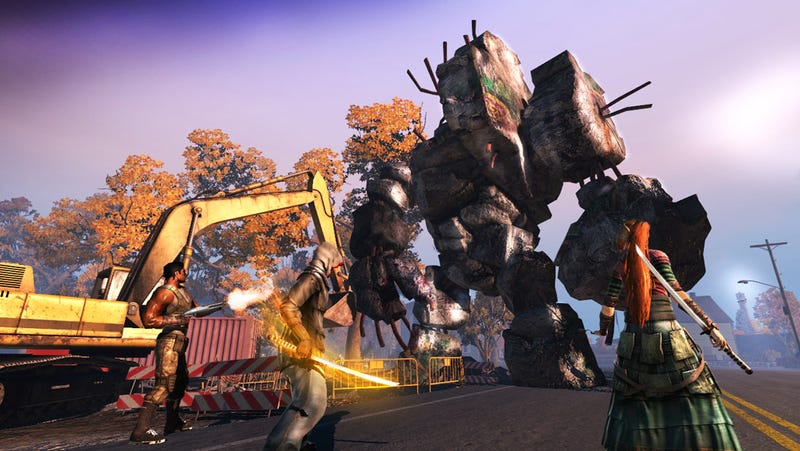 The First Four Secret World Screens