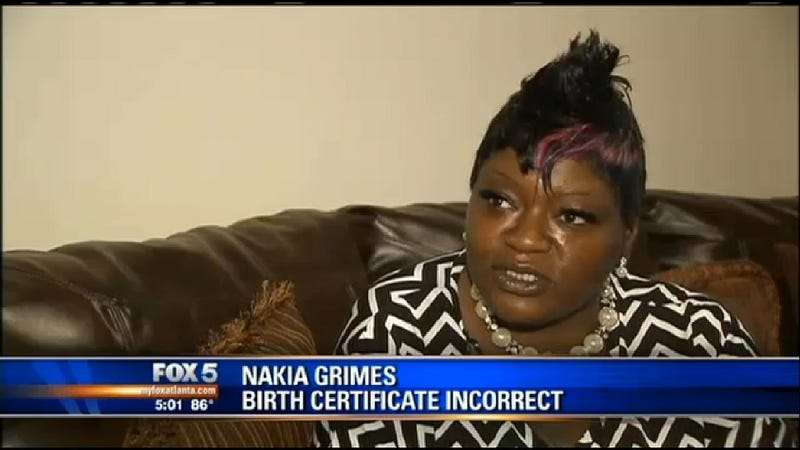 Georgia Makes Mother Prove She's a Woman to Get New Birth Certificate