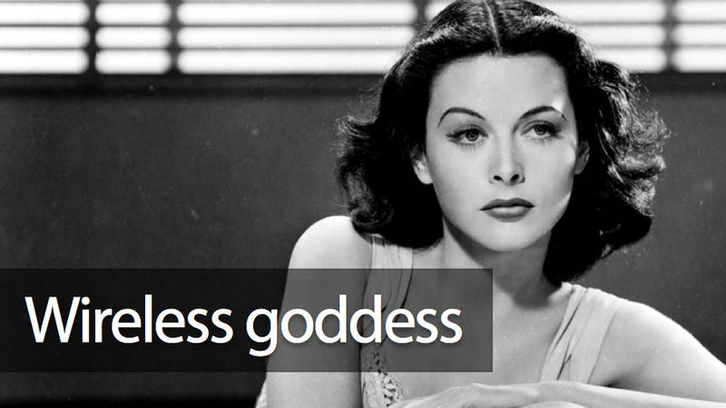This 1940s Hollywood Actress Made Wi-Fi Happen