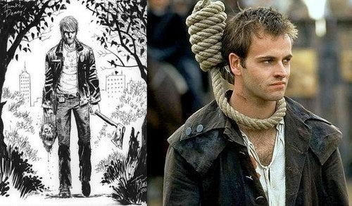 Is Eli Stone Starring In The Walking Dead?