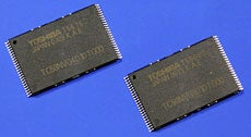 Bye-Bye Hard Drives? Toshiba Announces Densest Flash Memory Yet