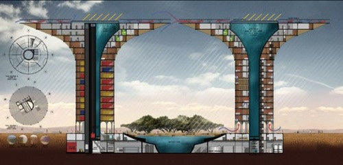 Water Silos Could Tap Underground Lake In Sudan