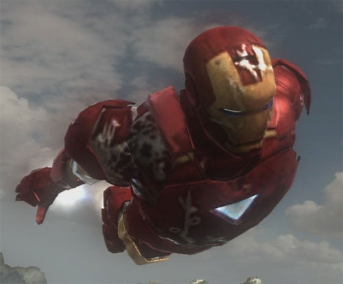 Someone Had The Balls To Release An Iron Man 2 Demo