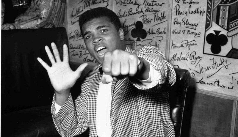 If You Don't See Blackness, You Didn't See Muhammad Ali