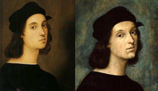 Will the real Raphael please stand up?
