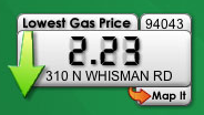 Find cheap gas fast