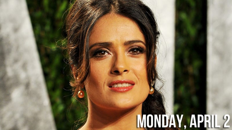 Salma Hayek Relives the Surprisingly Sad, Zitty and Overweight Years of her Youth