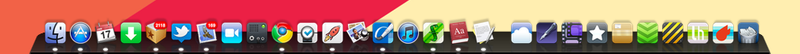 Arrange Your Mac's Dock Like Your iPhone Homescreen for Better Organization