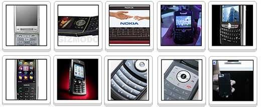 Top 10 Phones of 3GSM