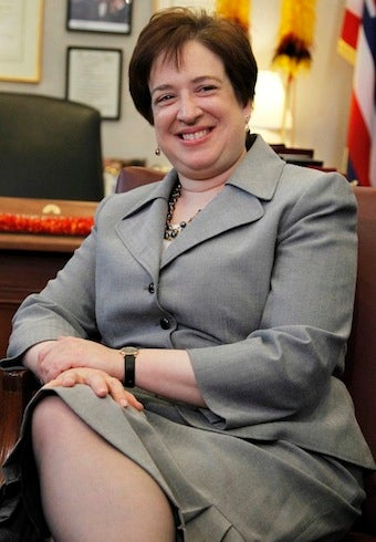 "Elena Kagan's ""Dowdiness"" And Fashion's Seriousness Problem"