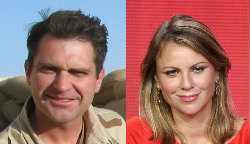 Lara Logan's Husband Was a Propagandist for the U.S. Military
