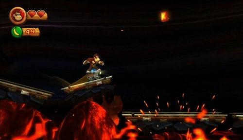 Donkey Kong Country Returns Screenshots