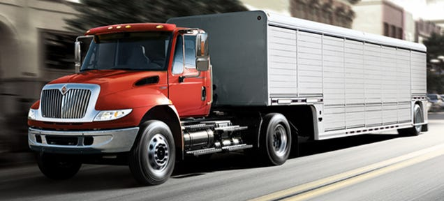 power stroke vs cummins rivalry is stepping up to even bigger trucks. Cars Review. Best American Auto & Cars Review