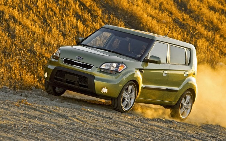 2010 Kia Soul For The US Market Revealed