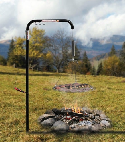 Automatic Chef Fills Wilderness With Smell of Delicious Meats