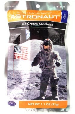 A Professional Food Critic Samples Space Food