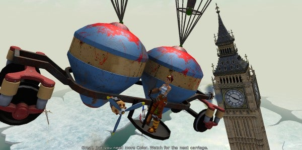 Cargo! The Quest for Gravity: A Blown Up World as Imagined by Russian Madmen