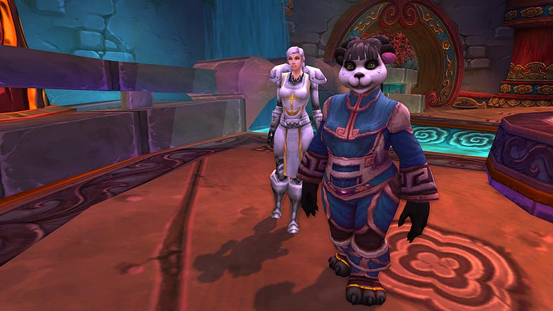 World of Warcraft: Mists of Pandaria Log One: Yep, I Sure Am A Panda-Person