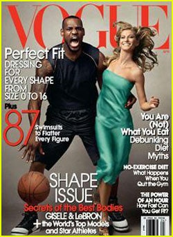 Holy Itshay, What Is That Big Black Man Doing On The Cover Of Vogue?!
