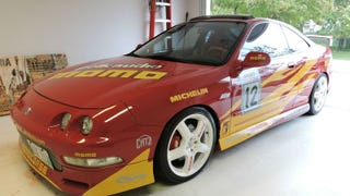 You Can Be Both Fast And Furious With This Acura Integra Movie Car