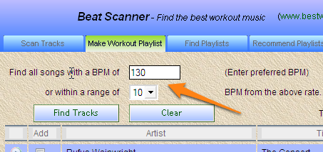 BeatScanner Analyzes Your Music's BPM to Build Perfect Workout Playlists