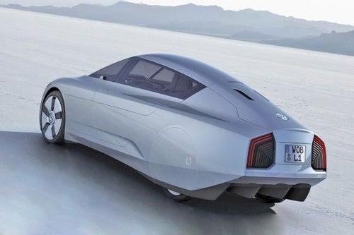 VW L1 Concept: 158 MPG Diesel Sipper