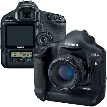 Canon to Halt Sales of EOS-1D Mark III to UK and Recall?