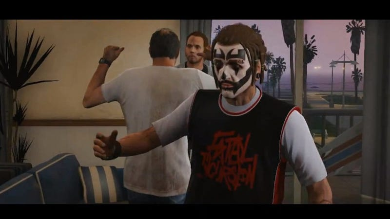Looks Like There Will Be a Juggalo in GTA V. What Did You See?