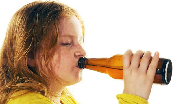Why Are Parents Giving Their Middle Schoolers Alcohol?