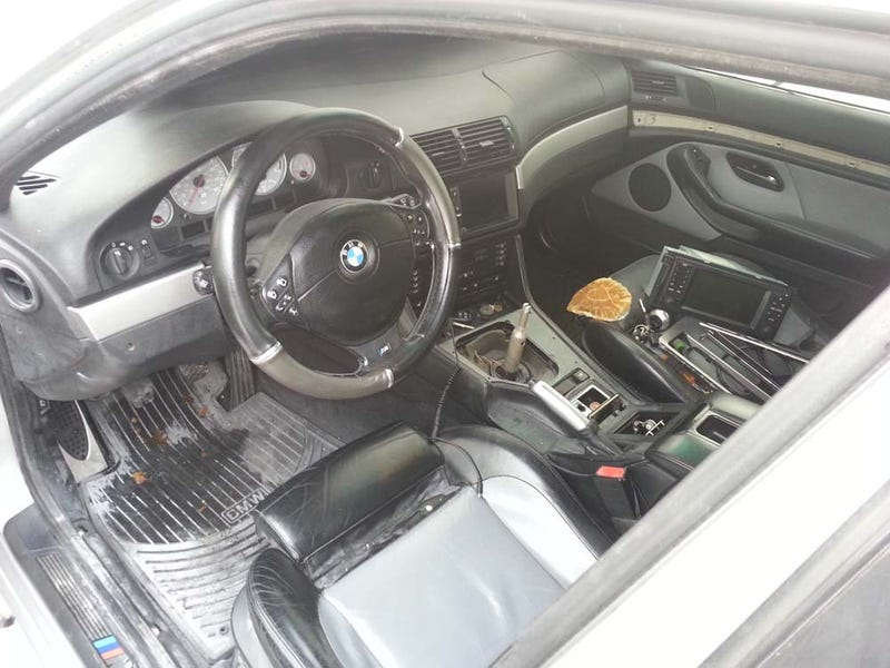 Restoring a Dollar-Store Supercar - The Story of my BMW E39 M5