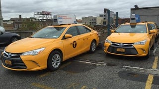 2015 Camry cabs